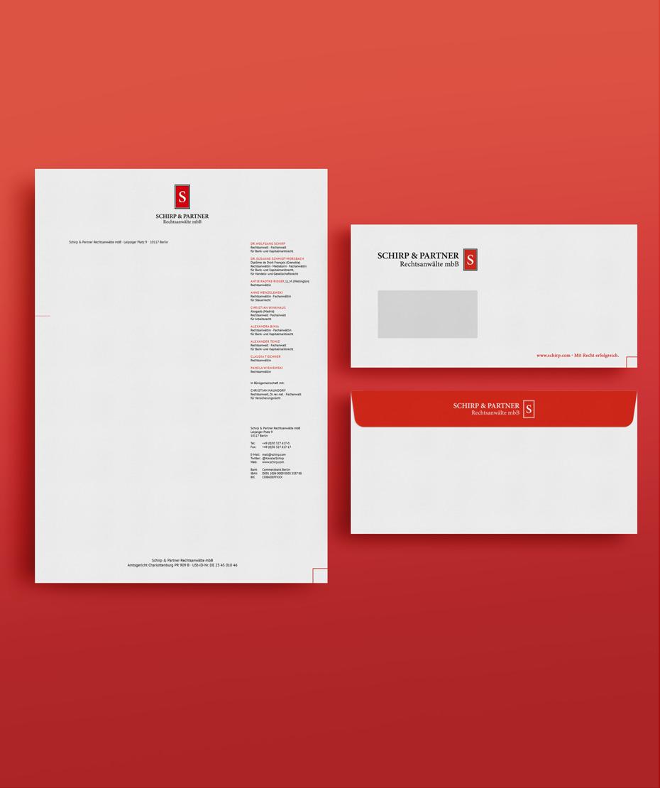 Briefpapier und Umschläge im Design Ihres Unternehmens drucken lassen