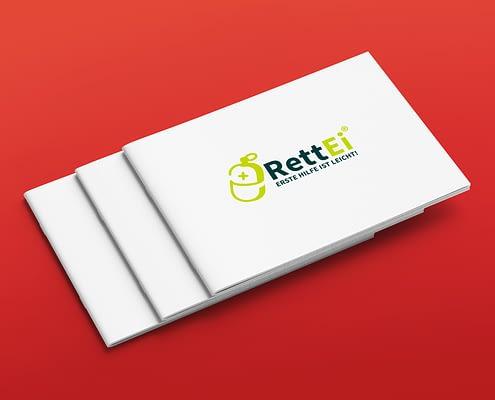 Corporate Design RettEi