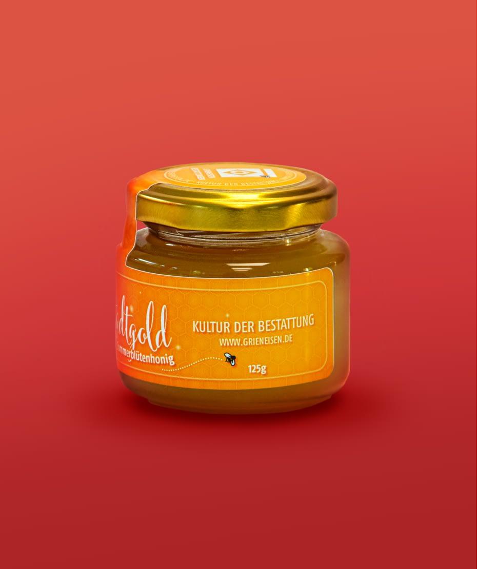 Honig-Marke als Werbegeschenk von Letus