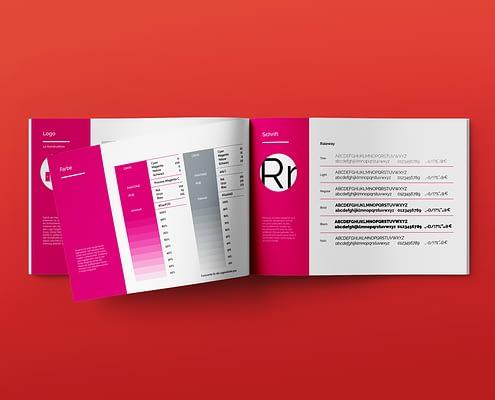 Corporate Design für MWM-Solutions