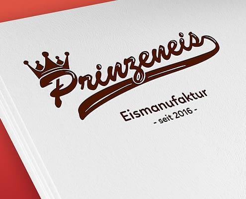 Letus entwickelt Logo für Fa. Prinzeneis