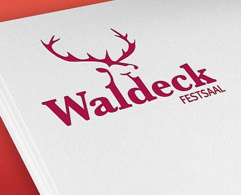 Logoentwicklung - Waldeck-Festsaal