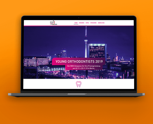 Website - YOUNG ORTHODONTISTS