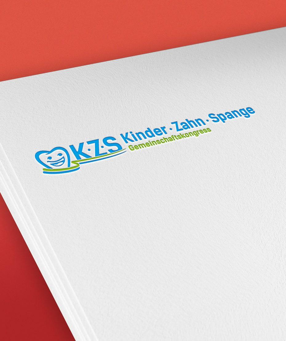 Logoentwicklung für KZS Kongress