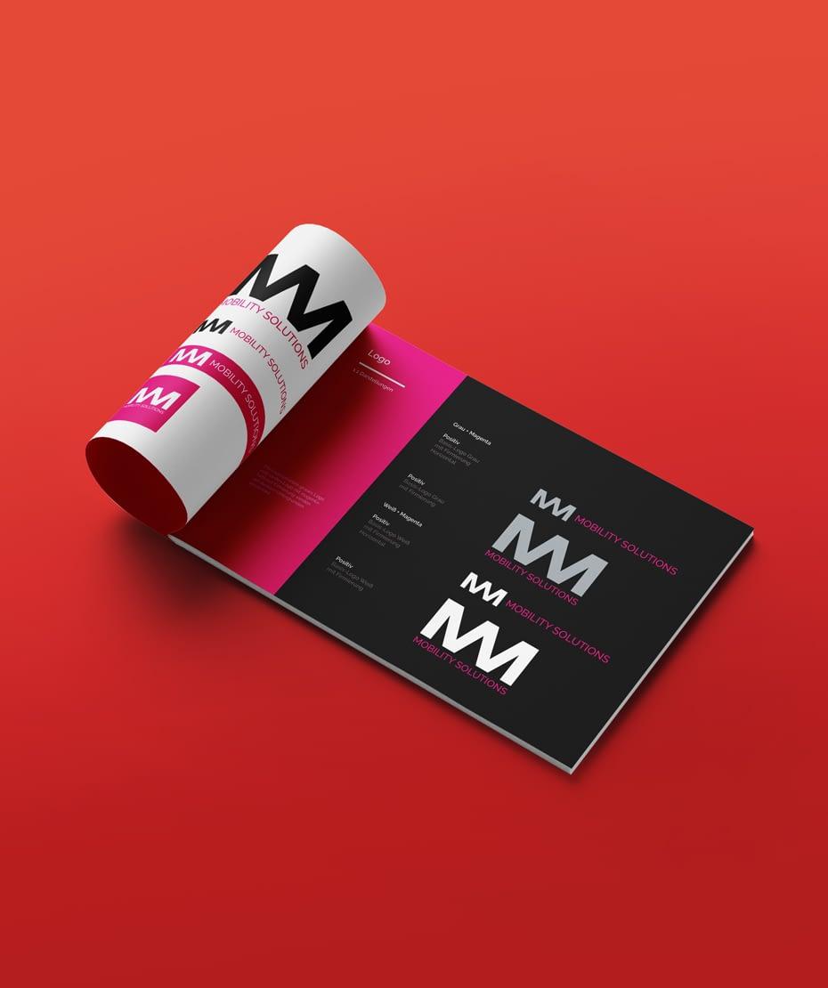 Corporate Design MWM