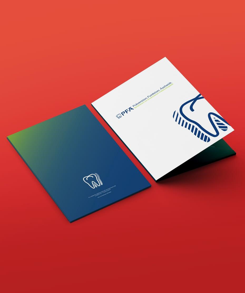 Design & Druck von Übergabemappen von Letus