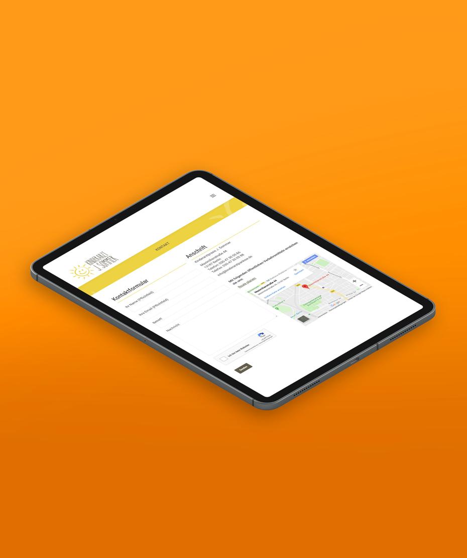 Website Design aus Berlin